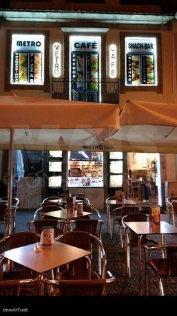 Trespasse de Café/Cafetaria e Snack-Bar à estação de Campanhã