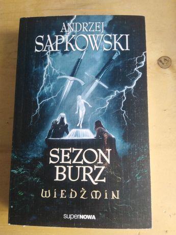 Andrzej Sapkowski Sezon Burz