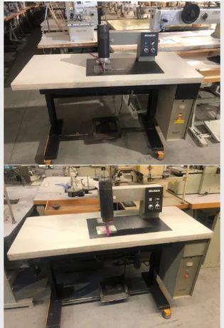 Ультразвуковая швейная машинка для мед. масок (бесшовных сумок и т.д.
