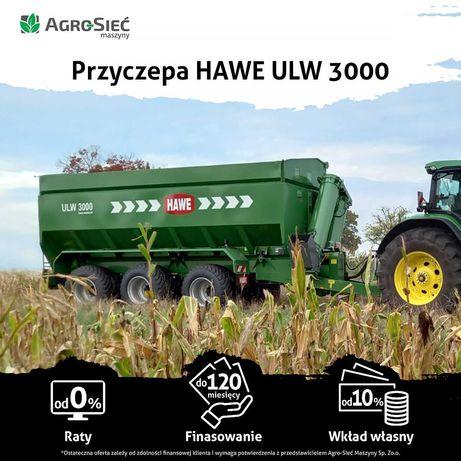Przyczepa HAWE ULW 3000