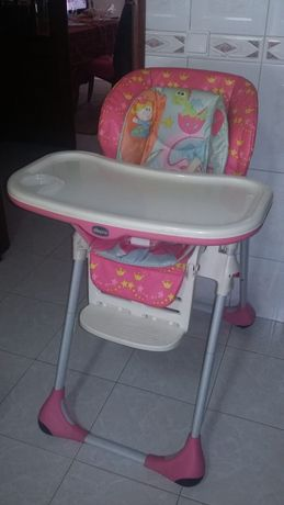 Cadeira da papa chicco