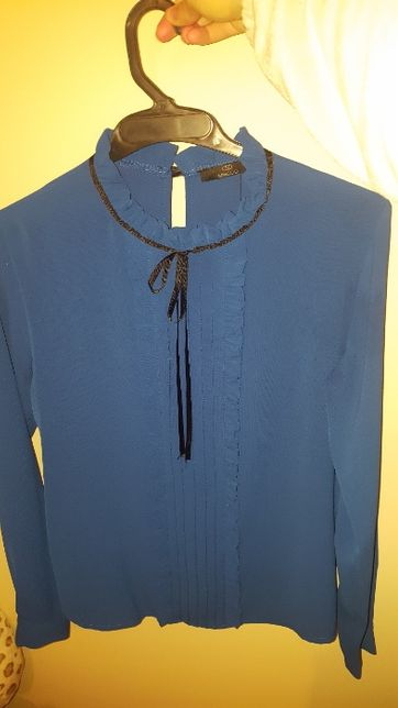 Blusa azul Spaccio