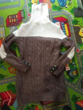Кофта, туника, свитер, тёплое S-M