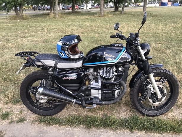 Продам Honda CX500 Scrambler