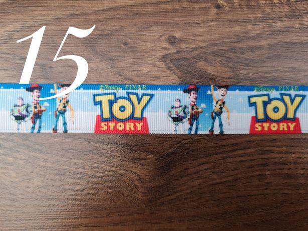 Tasiemka rypsowa Toy Story 22mm wstążka ryps