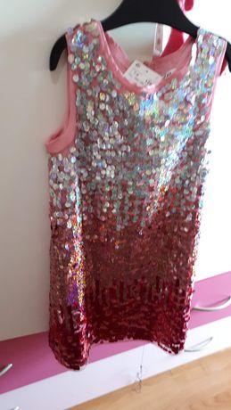 vestido de lantejoulas lindo