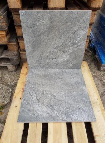 Płytka gresowa tarasowa chodnikowa 60x60x2cm grubość gatunek 1
