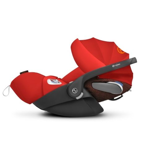 Fotelik Samochodowy Cybex Z i-Size Czerwony