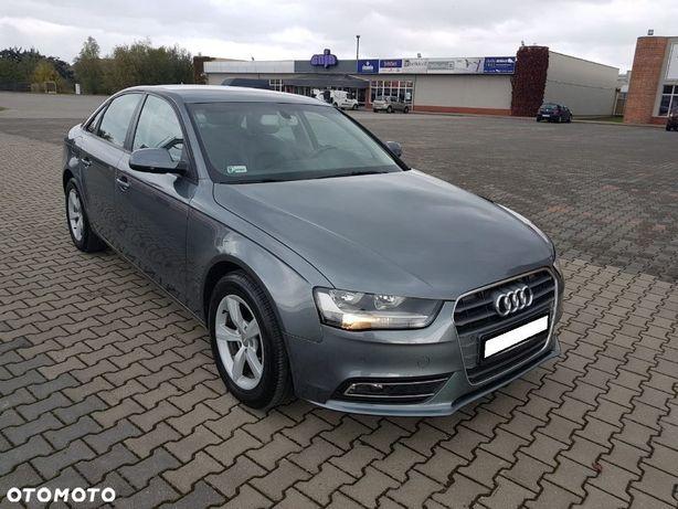 Audi A4 2,0 Tdi Klima Auto Zadbane,, Zarejestrowane.Pl