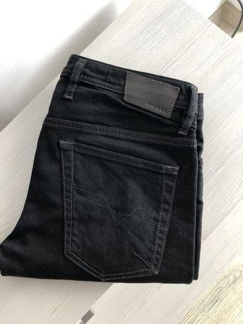 Jeansy DIESEL spodnie W28 L32 slim skinny