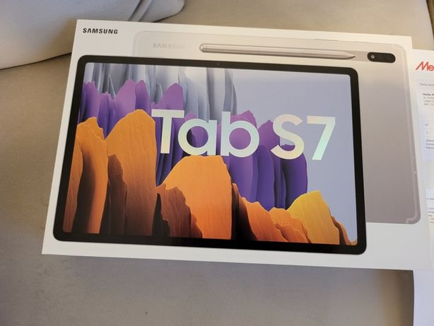 Tablet Samsung Galaxy Tab S7 LTE SM-T875 z media markt gwarancja nowy