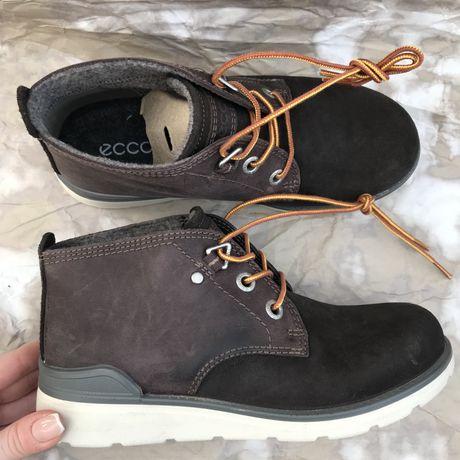 Ecco ботинки подростковые кеды кроссовки