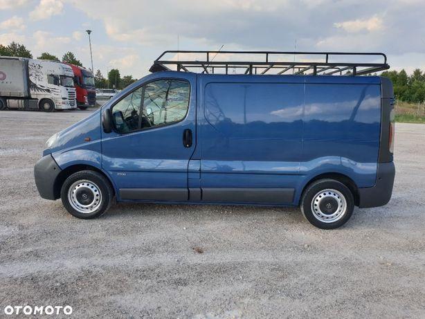 Opel Vivaro  Potwierdzony przebieg* Klima* Czujniki parkowania