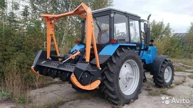 Triturador florestal martelos fixos Novo de 1.80