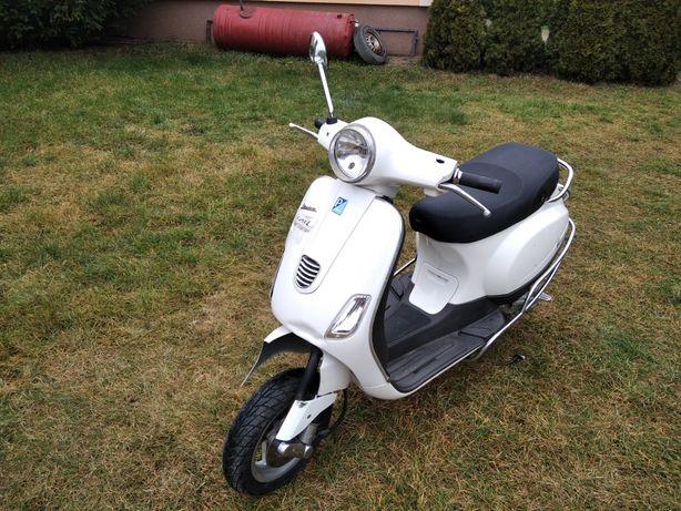 Piaggio Vespa LX50 4t 2012