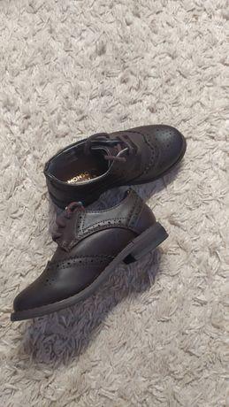 Нарядные туфли 23-24р.