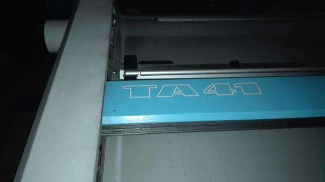 Plotter de corte de vinil Wild-Leitz TA 41 para peças