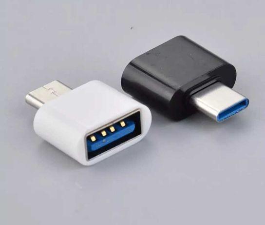 Перехідник OTG 3.0 USB-TypeC/microUSB