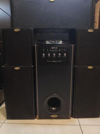 Аудиосистема F&D IHOO-IR built-in 5.1 ch/surround hi-fi amplifier