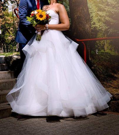 Suknia ślubna Agora rozmiar 38