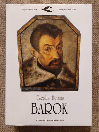 Czesław Hernas - Barok PWN