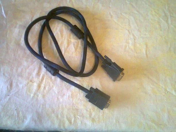 Кабель Utcom DVI-VGA 1,5 м