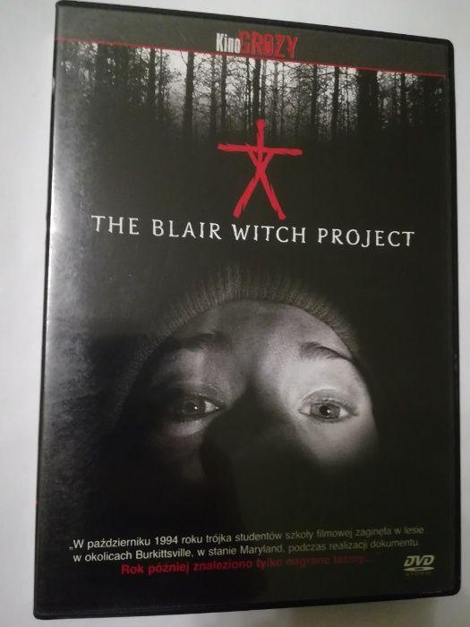 """Film DVD - """"Blair Witch Project"""" Włocławek - image 1"""