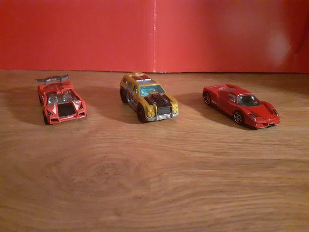 Samochodzik i figurki