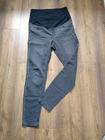 Spodnie (dżinsy) ciążowe C&A roz 40