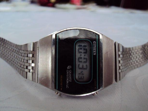 zegarek citizen elektronik