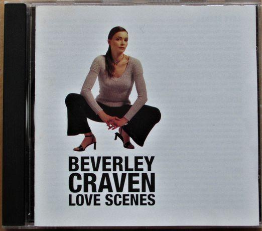 CD - Beverley Craven, Love Scenes, como novo