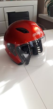 Kask motocyklowy OZONE rozmiar S