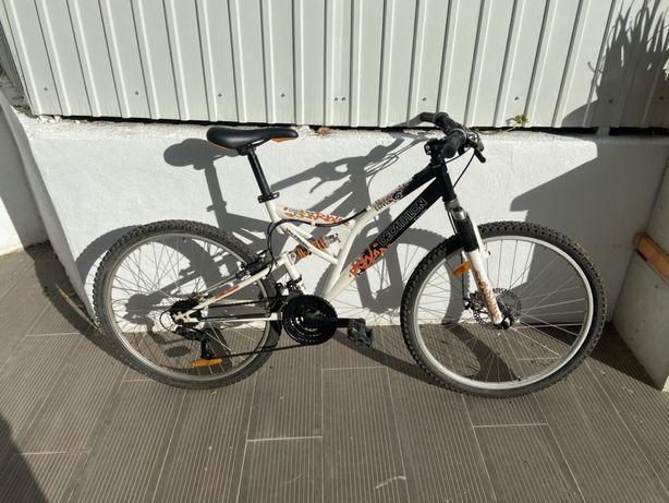 Bicicleta Decatlhon