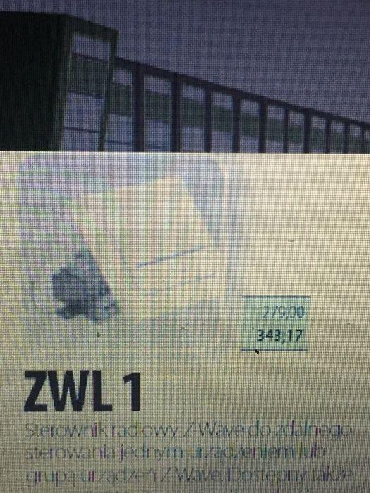 ZWL1 sterownik fakro Rawicz - image 1
