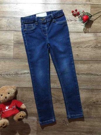 Шикарные легкие джинсы для девочки на 5 лет ,как новые! Dunnes