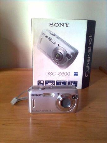Câmara fotográfica Sony DSC-S600