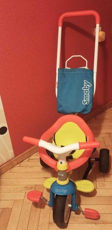 Детский велосипед Smoby Be Move 3 в 1