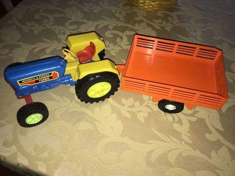 Brinquedo Trator Mesquita e Pereira