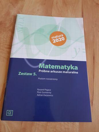 Próbne arkusze maturalne matematyka 2020