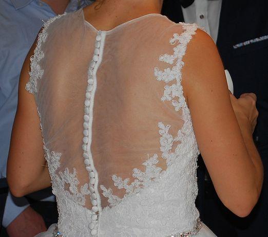 Suknia ślubna 36 S
