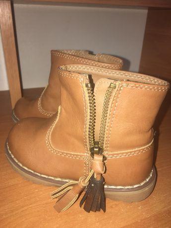 Ботинки для девочки next