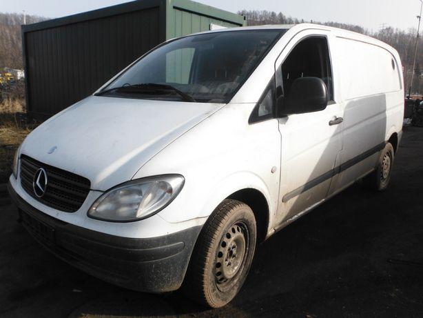 Mercedes Vito 2,0 lusterko, części FV transport/dostawa