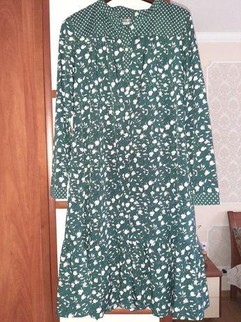 Платье Pravda Label цветочный принт