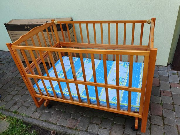 Дитяче ліжко-гойдалка GEOBY