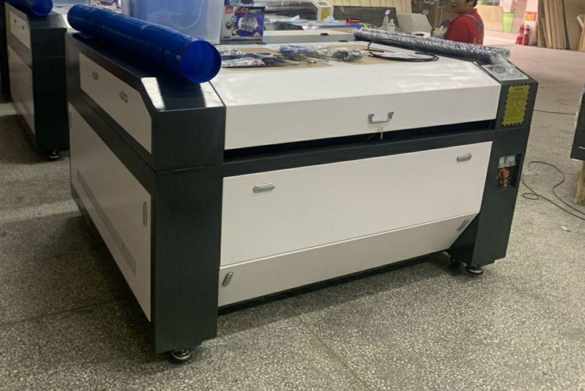 Máquina corte a laser co2 130w 1300x900mm