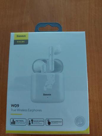 Baseus TWS Encok W09 douszne bezprzewodowe słuchawki Bluetooth 5.0 TWS