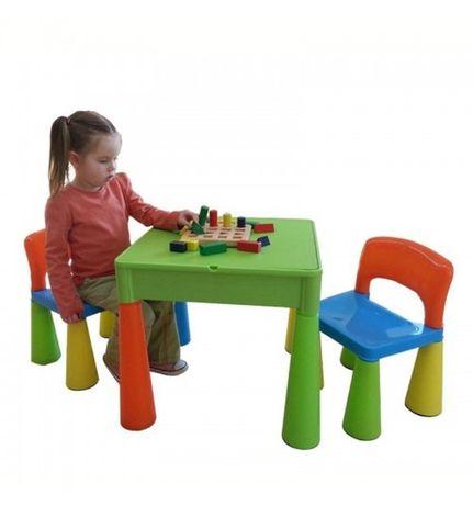 Столик и 2 стульчика Tega baby Mamut