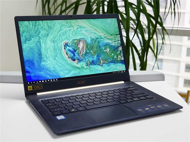 Acer Swift i5 + 970 gramas + 6mb Cache + Touch Screen + Win 11