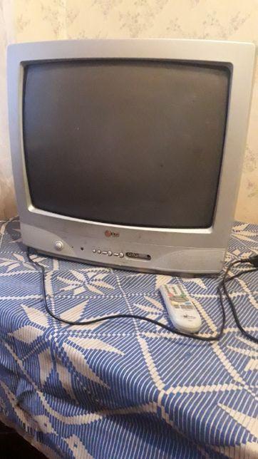 продам телевизор б/у..LG. в рабочем состоянии.самовывоз с химгородка..