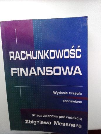 Rachunkowość finansowa (red. Zbigniew Messner)